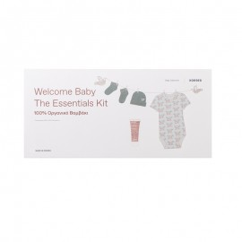 Korres Welcome Baby, the Essentials Kit