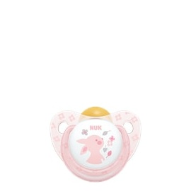 NUK Baby Rose and Blue 6-18m Latex