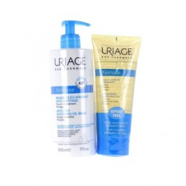 Uriage Xemose Set Anti-Itch Soothing Oil Balm 500ml & Δώρο Cleansing Soothing Oil 200ml
