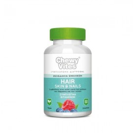 Vican Chewy Vites Adults - Hair, Skin & Nails 60 τεμάχια