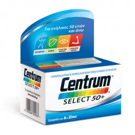 Centrum Select 50+ 60tabs NEW