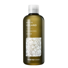 Thank you Farmer Back To Iceland Cleansing Water 270ml