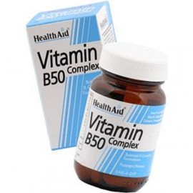 Health Aid B50 Complex Prolonged Release 30tabs