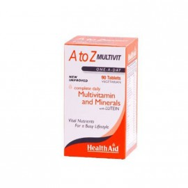 Health Aid A to Z Multivit One A Day 90 Caps