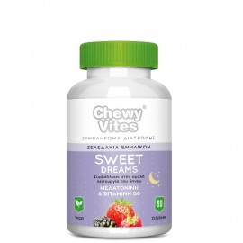 Vican Chewy Vites Adults - Sweet Dreams 60 τεμάχια