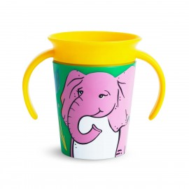 Munchkin Miracle Trainer Cup 6m+ Elephant 177ml, 1τμχ