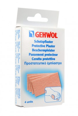 Gewhol Protective Plaster Thick 4 Tεμάχια