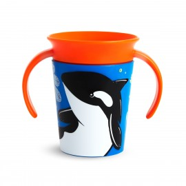Munchkin Miracle Trainer Cup 6m+ Orca 177ml, 1τμχ