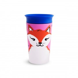 Munchkin Miracle Sippy Cup 12m+ Fox 266ml, 1τμχ