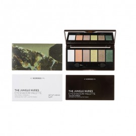 Korres Volcanic Minerals Eyeshadow Palette The Jungle Nudes 5g