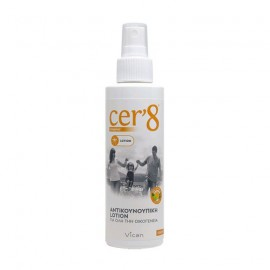 Vican Cer 8 Αντικουνουπική Lotion 125ml